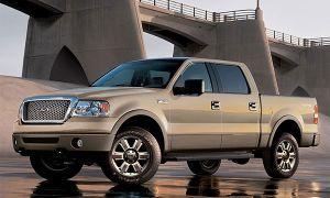 Форд отзывает 655 000 пикапов с поврежденными тормозами