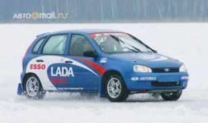 «АвтоВАЗ» сделал первую Калина Sport