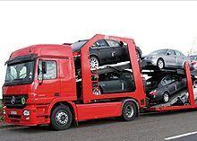 На Украине пошлина на авто 10% работает с 16 июня 2008 года