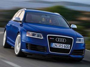 Ауди RS6 Plus будет производительнее 600 л.с.