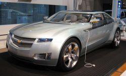 Электрокар Шевроле Вольт выйдет на рынок в 2010 году