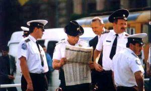 Молдова увольняет половину автодорожных полицейских для войны с коррупцией