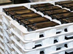 В городе Москва украли фуру с смартфонами