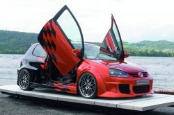 Свежий Фольксваген GTI Performance Концепт будет представлен на выставке Worthersee!