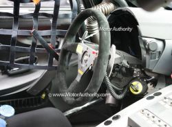 Разведывательные фото мотора Лексус LF-A