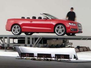 Ауди A5 и С5 будут автомобилями с откидным верхом