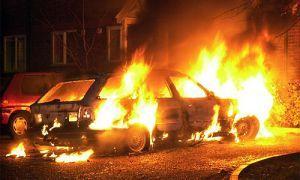 Панзоотия поджогов автомашин в городе Москва учащается