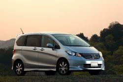 Новая Хонда Freed появится в Японии