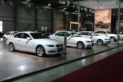 Гран-при для нового БМВ X6. Гармоническая роскошь в черном оттенке на стенде компании АВТ Бавария