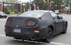 Разведывательные фото нового Форд Мустанг!