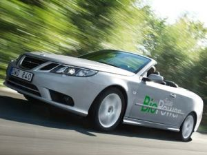 Сааб реализовал 100000-ый авто BioPower