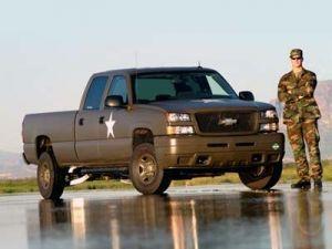 General Motors возлагает надежды на боевых
