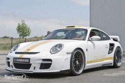 Свежий Порше 911 Stallion от Hamann