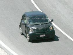 Разведывательные фото нового Тойота IQ!
