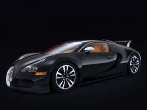 Bugatti возведет 15 модификаций Veyron Sang Noir