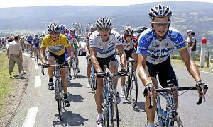 На велогонке Экскурсионный тур де Франс случилось ДТП, пострадали созерцатели
