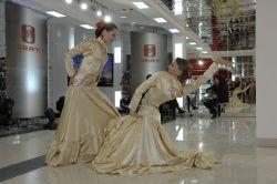 Автомобильный салон «МАЯК АВТО» на Петровке, официальный представитель Сеат на Украине, встал в новом обличье