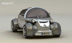Первый опыт нового Ситроен 2CV пройдет на авто-шоу во Франкфурте?