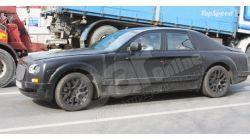 Свежий Rolls Royce RR4 покажут на женевском автомобильном салоне 2009