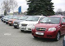 В процессе Московского Авто-шоу 2008 на Шевроле будут действовать скидки от 1 200 до 5 700 гривен.