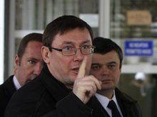 Луценко сообщил о изучении резонансных ДТП в Одессе и Симферополе
