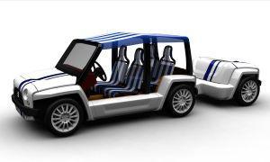 Во Франкфурте появятся детские электромобили Little