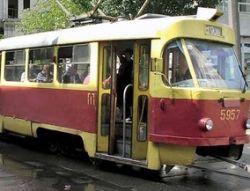 В столице скоростной трамвай перекроют на 3 месяца