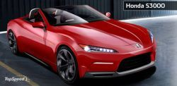 Какой будет новая Хонда С3000?