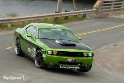Представлен свежий Додж Challenger Targa!
