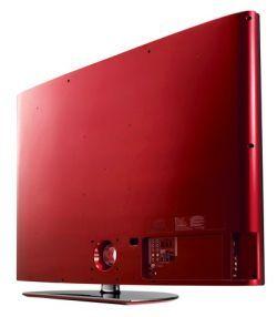 ТВ ART VISION RED «ЭлДжи»6000 шириной всего 45 миллиметров