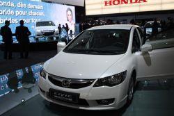 Обновленный гибрид Хонда Цивик, модификации Type R, Type С и 5-дверная модификация