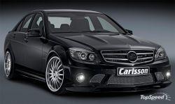 Представлен свежий Мерседес C63 AMG от Carlsson!