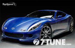 Новая Тойота Compact FR Спортс - свежее изображение и новая информация