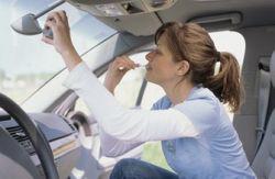 Для английских девушек самое важное в автомобиле - наводчик