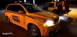 Такси на основе Вольво XC90 от Gatebil!
