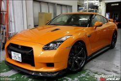 Свежий Ниссан GT-R от Zele будет представлен на выставке SEMA