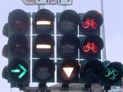 В Киеве определят передовые светофоры