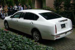 В Японии начались реализации Mitsuoka Galue Limousine С50