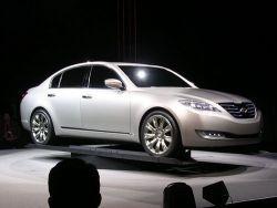 Хендай Дженесис стал «Лучшим авто премиум-сегмента» в Канаде