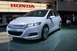 Смешанный концепткар Хонда Insight Концепт