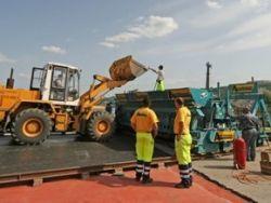 Киеве готов к работе мост через Залив