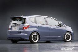 Представлен свежий Хонда Фит TJIN Edition!