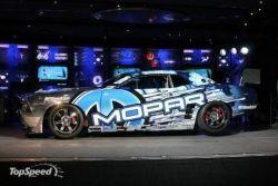 На выставке SEMA представлен свежий Mopar Drift Додж Challenger