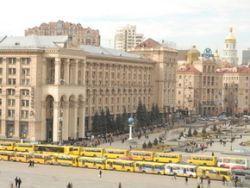 Перевозчики Киева грозят остановить весь публичный автотранспорт