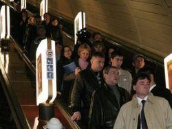 В киевском метро выделяют повышение пассажиропотока после увеличения тарифов