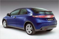 Первые фото и информация модернизированного Хонда Цивик!