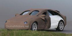 Разведывательные фото нового нового Ауди A5 Спортбэк!