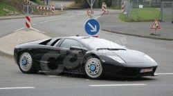Свежий разведывательные фото нового суперкара от Ламборгини!