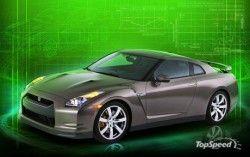 """Ниссан GT-R обрел звание """"Авто года 2009"""" по словам Motor Trend!"""