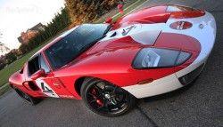 Представлен 900-сильный Форд ДжиТи!